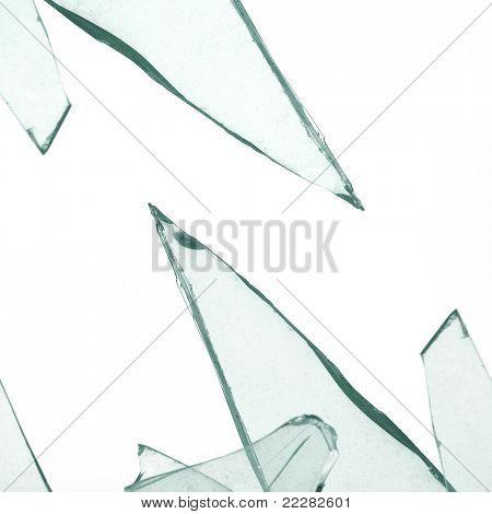 sharp glass