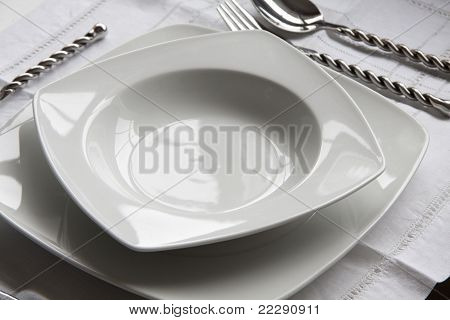 The dishes prepared