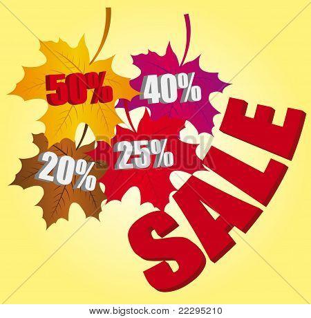 Autumn Leaves Discount