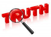 picture of honesty  - truth search and find justice - JPG