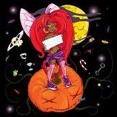 Little Spiteful Fairy poster