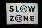 Slow Zone poster