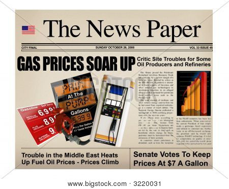 Gasoline Headline Prices