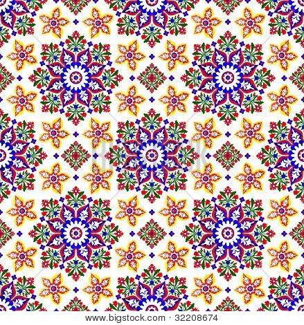 Traditional Islamic Pattern