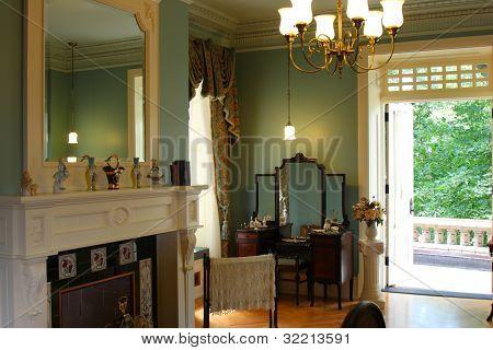 interior design victorian style
