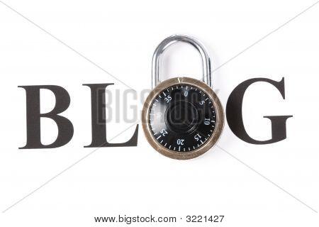 Blog And Lock