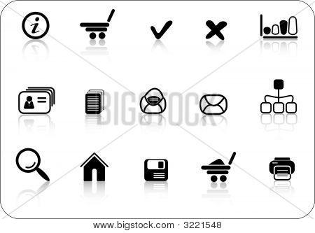 Sonstige Vektor Web Icons