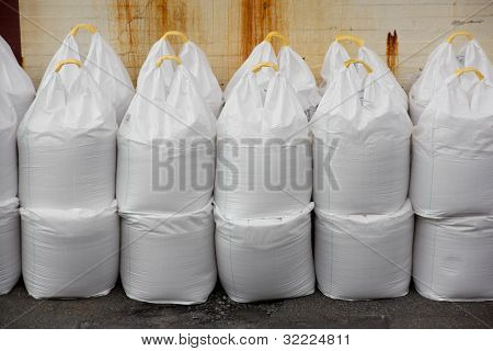 Big Bags Of Salt