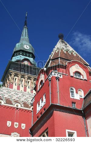 Subotica Townhall