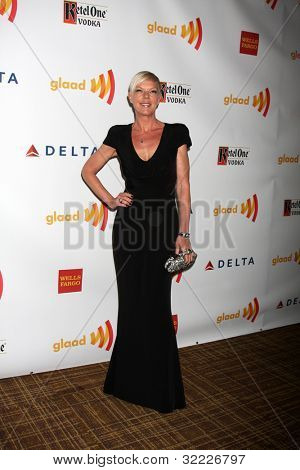 LOS ANGELES - APR 21: Tabatha Coffey. kommt in der 23. GLAAD Media Awards am Westin Bonaventure