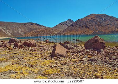 Nevado De Toluca, Old Volcano