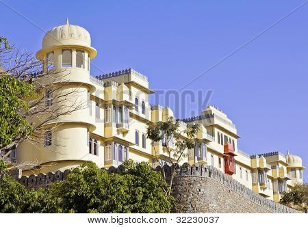 Royal Kumbhalghar Villas Rajasthan India