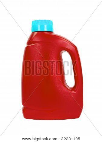 Detergente de lavandería