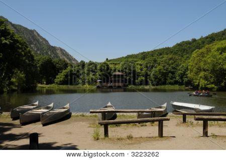 Barcos para campamento de verano