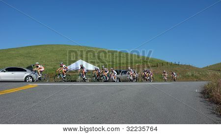 Women Bicycle Racers