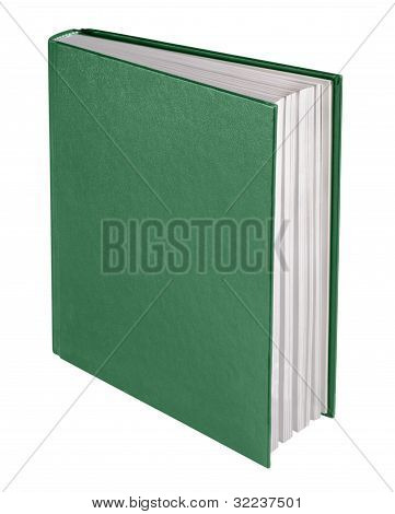 Book, isolated