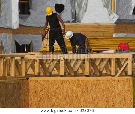 2 Carpenters Working