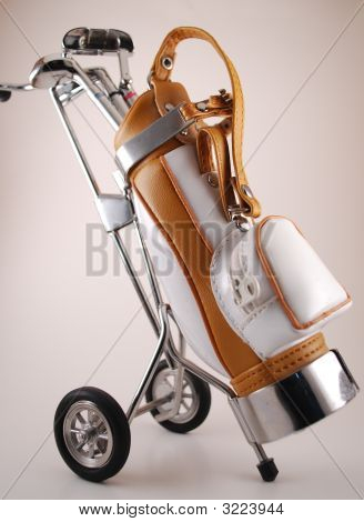 Golf Bag Too