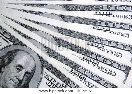 Hundred Dollars Background
