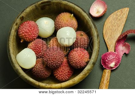 chinese lychees