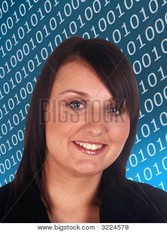 Internet Woman