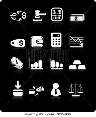 Money Vector Iconset