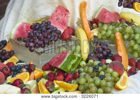 A Medley Of Fruit