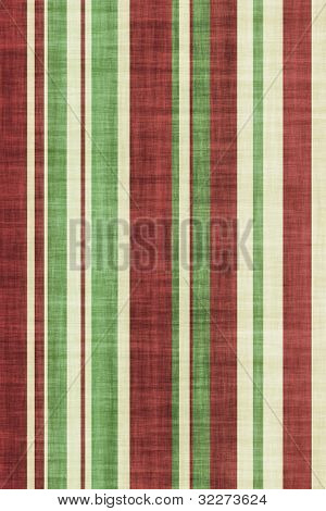 Striped grungy christmas background