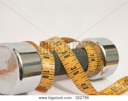 Weight & Tape Measure