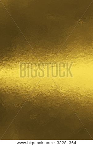 Old gold plate background