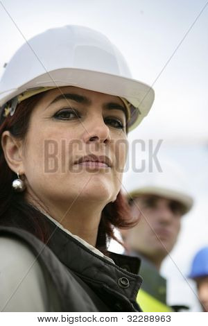 Forewoman