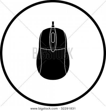 computer mouse symbol