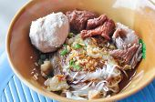 Noodles, Chinese Noodle Or Beef Noodle Dish poster