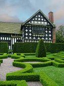 An English Know Garden