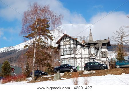 The Luxury Villa At Strbske Pleso Ski Resort, High Tatras, Slovakia