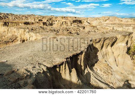 Desolate Desert View