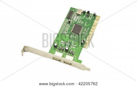Usb Port Card