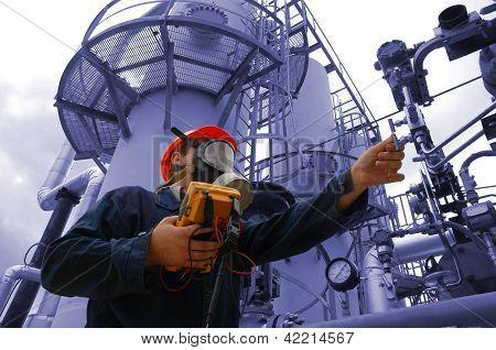 Gas Refinery