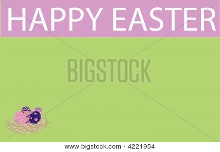Easter Notecard