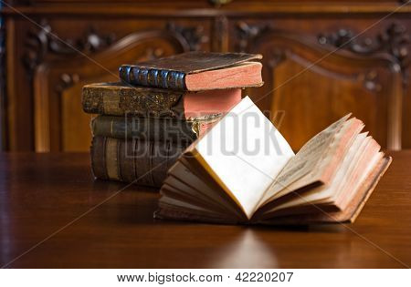 Books Of Mystery.