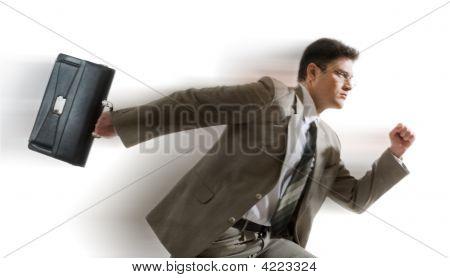 Energetic Man