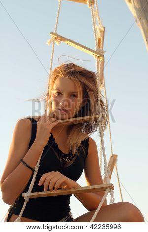 Lovely Teen Girl
