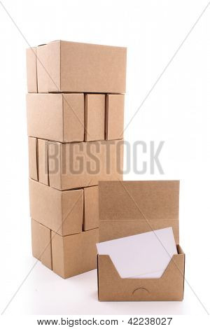 Photo of Business card stock
