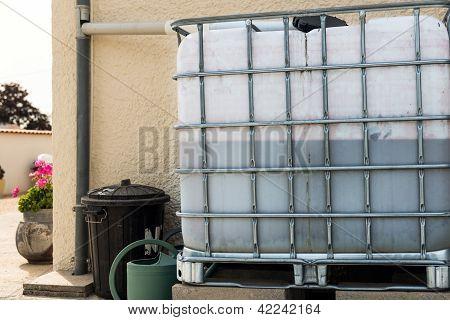 Rainwater Recuperator Baril