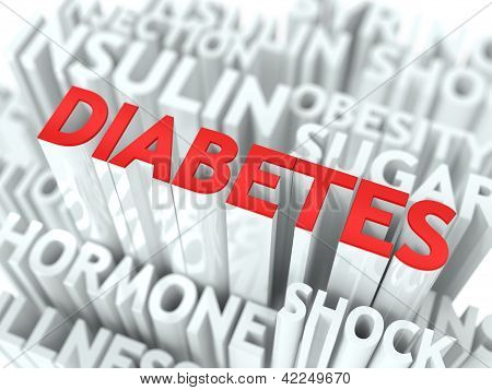 Diabetes Background Conceptual Design.