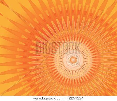 Sun Mandala