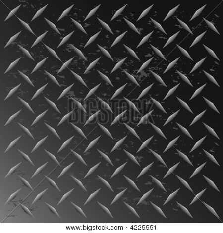 Vector Worn Diamond Plate