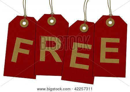 Getting A Free Gift