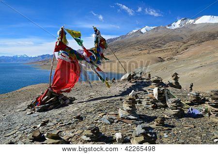 Buddhis Prayer Flags