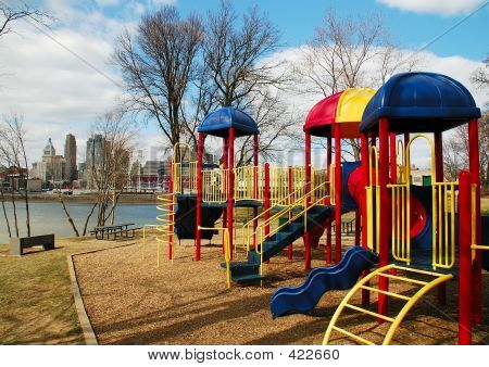 Playground In The City